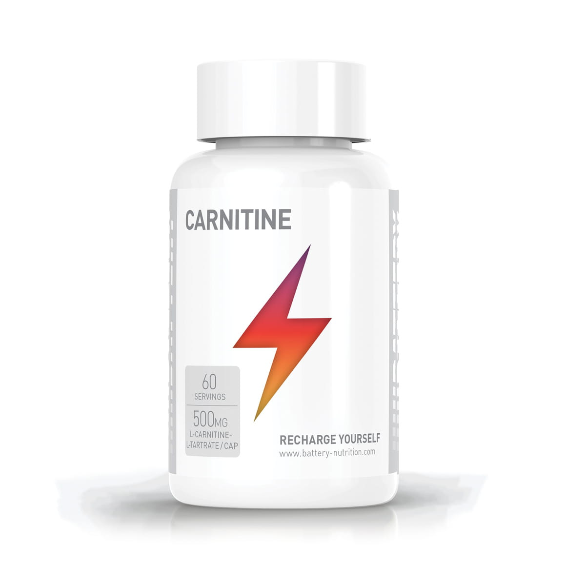 Battery Carnitine 500, 60 caps