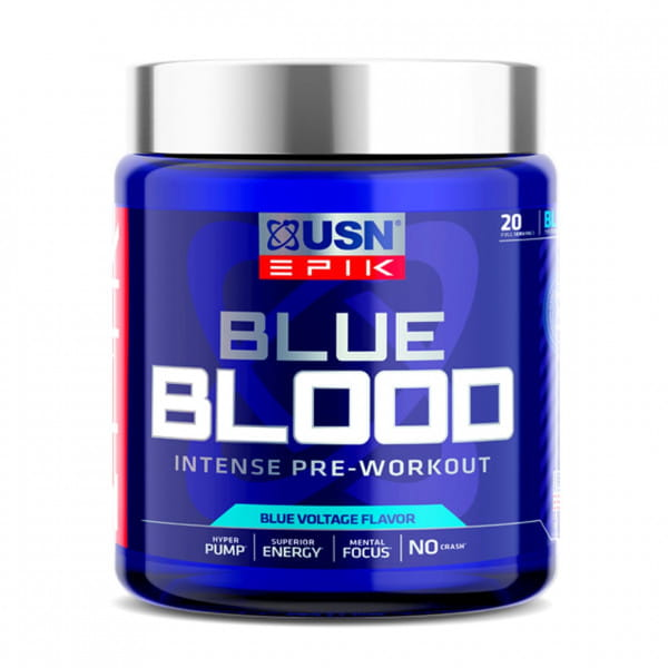 USN Epik Blue Blood, 380g