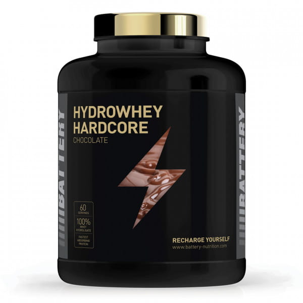 Battery Hydrowhey Hardcore, 1800g