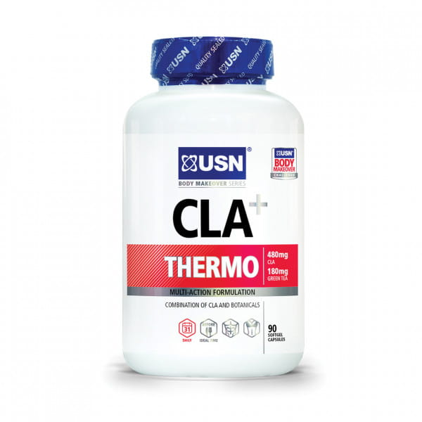 Image of USN CLA Thermo, 90 caps