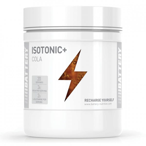 Battery Isotonic+, 600g
