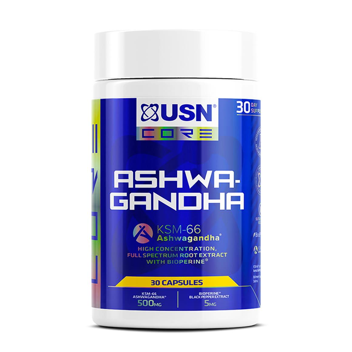USN Ashwagandha, 30 caps