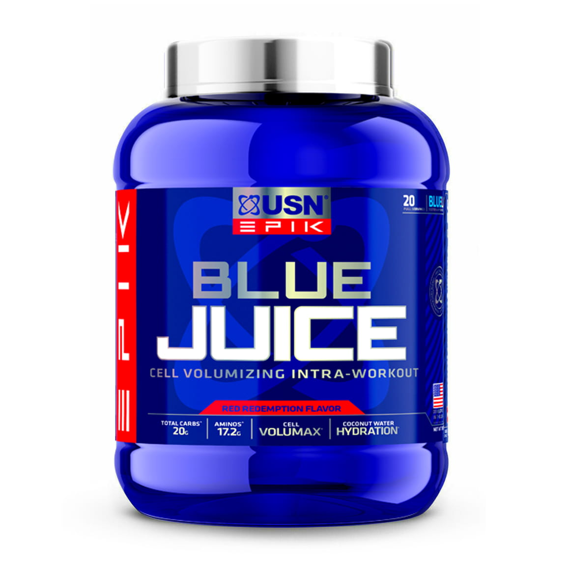 USN Epik Blue Juice, 880g