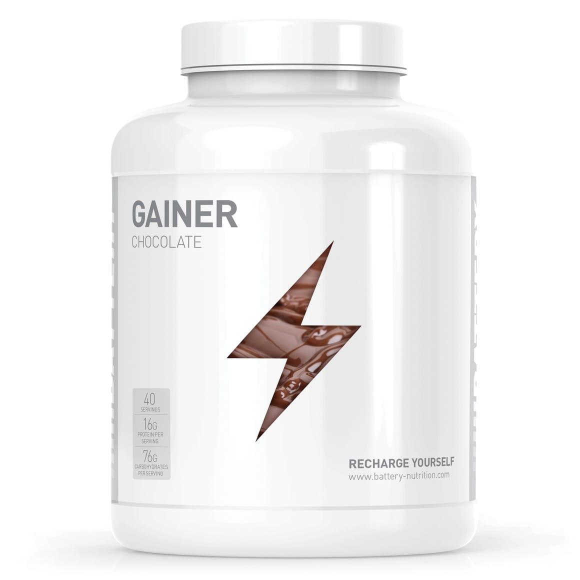 Battery Gainer, 4000g