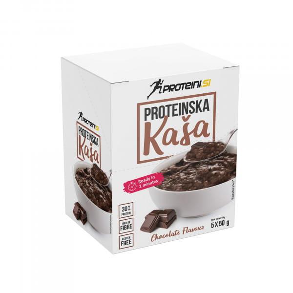 Protein Porridge, 5x50g, Chocolate