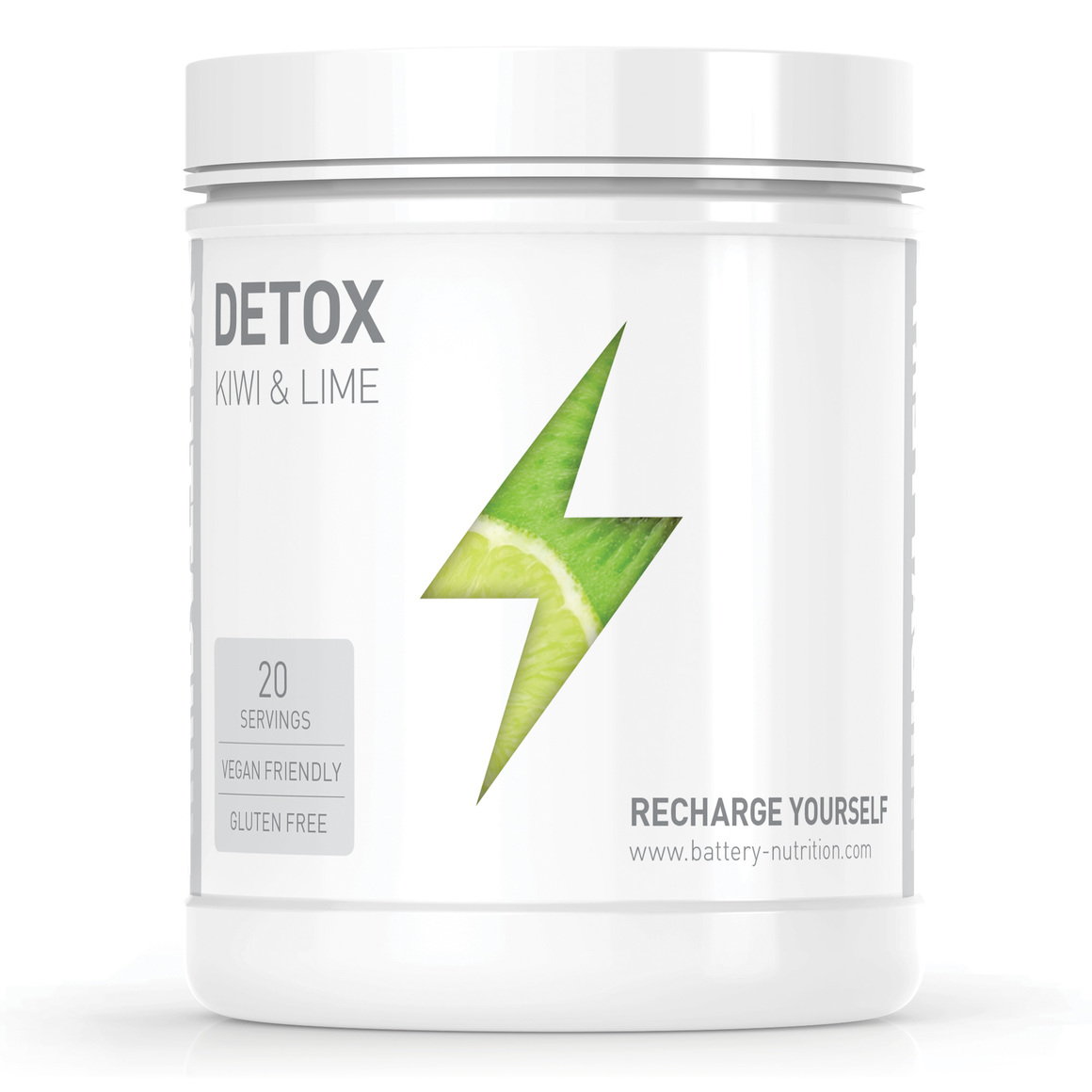 Battery Detox, 220g