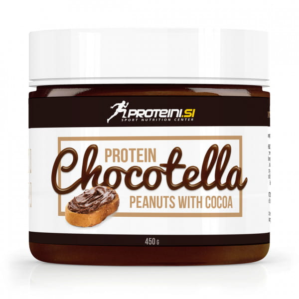 Proteini Protein Chocotella, 450g