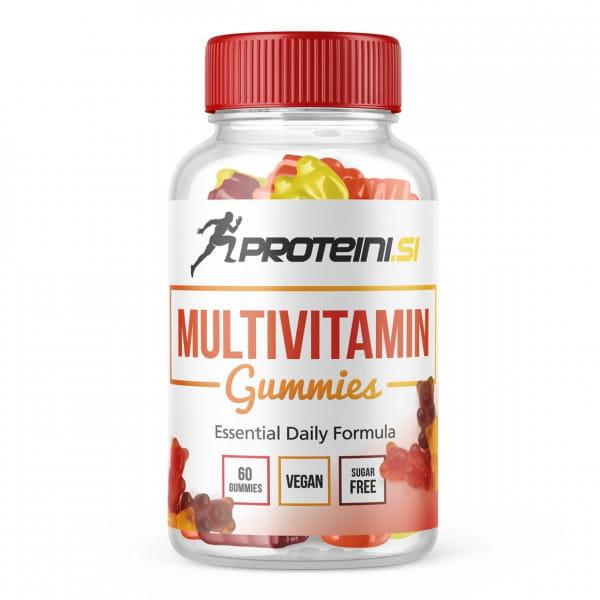 Proteini Multivitamin Vegan Gummis 60 St.