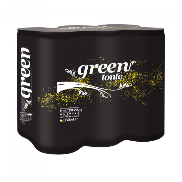 Green Tonic 6x330ml
