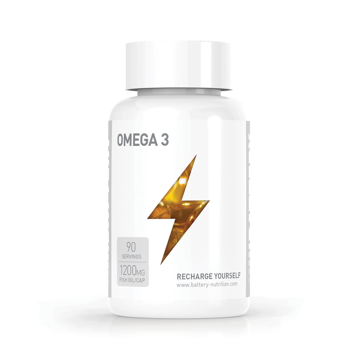 Battery OMEGA 3, 90 caps