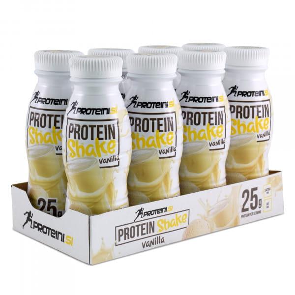 Protein Shake RTD Vanilla, 8x330ml