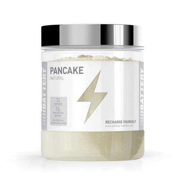 Battery Pancake Natural, 500g