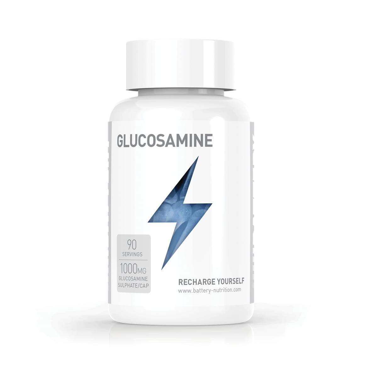 Battery Glucosamine, 90 caps