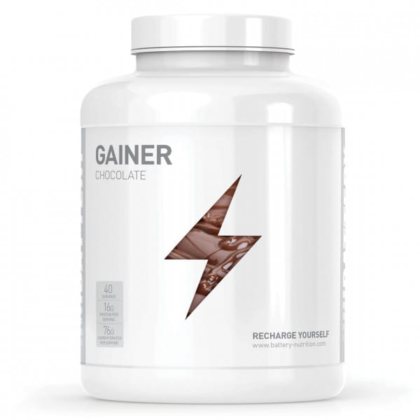 Battery Gainer, 4000g