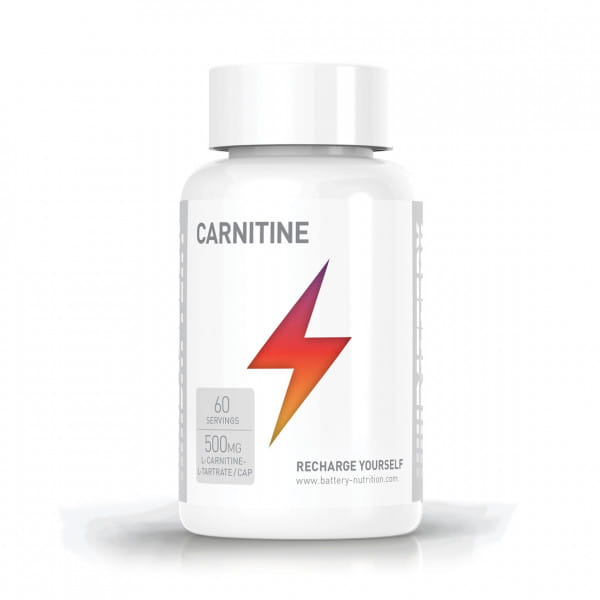 Battery Carnitine 500, 60 caps