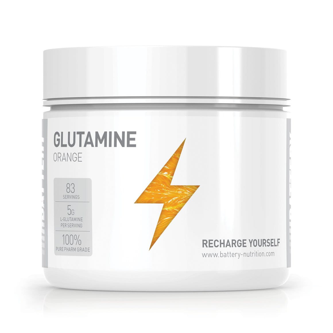 Battery Glutamine Flavored, 500g