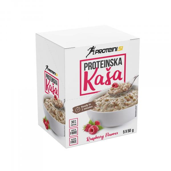 Protein Porridge, 5x50g, Raspberry