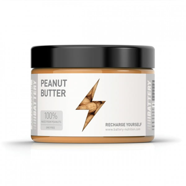 Battery Peanut Butter, 500g