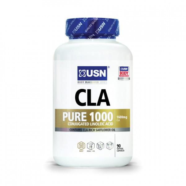 Image of USN CLA Pure 1000, 90 caps