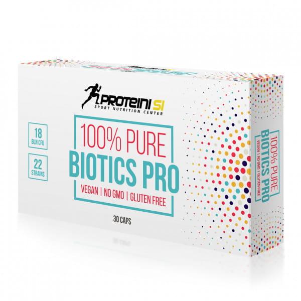Proteini 100% Pure Biotics Pro, 30 caps