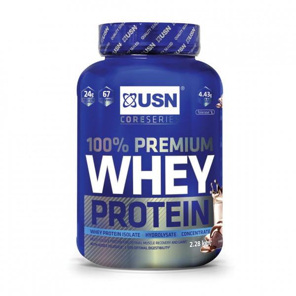 USN Whey Premium Protein, 2280g