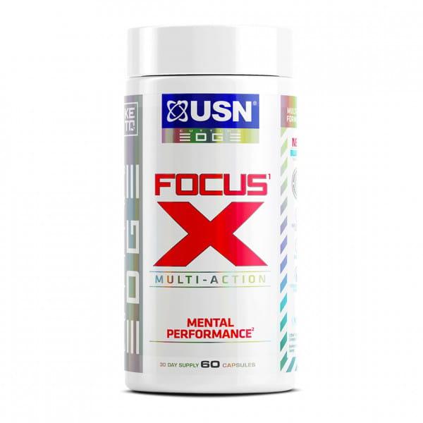 USN Focus X, 60 caps