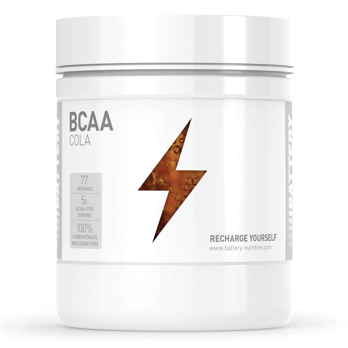 Battery BCAA, 500g