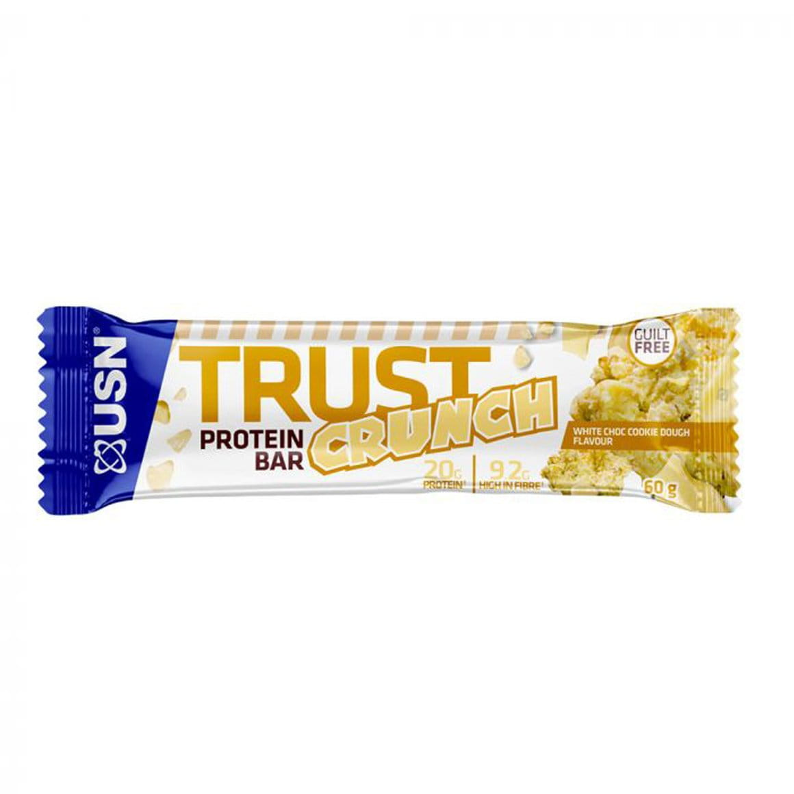 USN Trust Crunch Bar, 60g