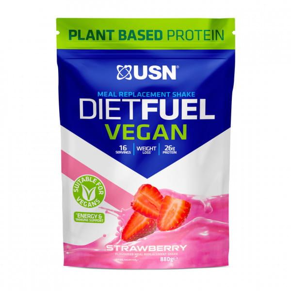 USN Diet Fuel Vegan, 880g