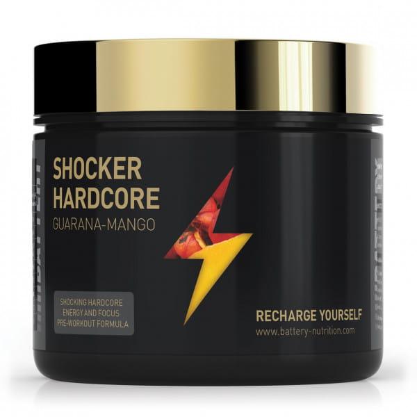 Battery Shocker Hardcore, 420g