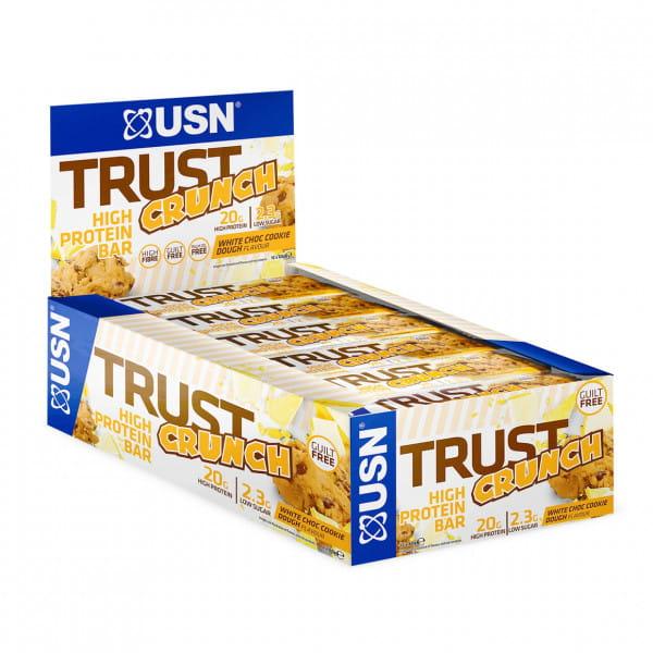 USN Trust Crunch Bar, 12x60g